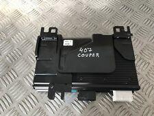 Amplificateur Audio - PEUGEOT 407 - Référence : 9653556180