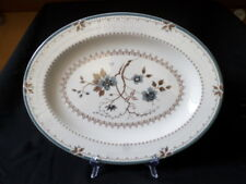 Royal Doulton. Old Colony. Serving Plate. TC 1005. 34cm x 25.5cm. England