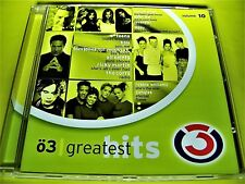 Ö3 GREATEST HITS 10  HIM MOBY WHATEVER DURAN DURAN FRENCH AFFAIR BANGLES CORRS
