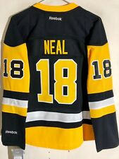 Reebok Women's Premier Jersey PITTSBURGH Penguins James Neal Blk Alternate sz L
