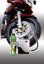 Compresor de aire inflador de neumaticos slime moto coche  01 Liquido sellante