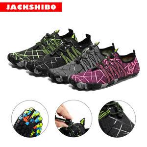 Unisex Ultraleicht Laufschuhe Turnschuhe Barfußschuhe Running Schuhe Wasserdicht