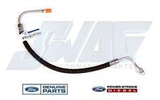99-03 Ford 7.3 7.3L Powerstroke Diesel Power Steering Pressure Line Hose 3A717