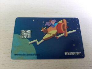 Carte Schlumberger