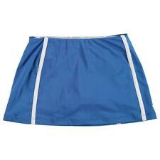Junior Girls Branded Wilson Lightweight Tennis Badminton Skirt Size Age 6-13 Red 13 Years