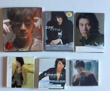 LEEHOM WANG 王力宏 Album CD Heart Beat Unbelievable One Only First Day Like New