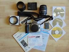 Spiegelreflexkamera Canon EOS 300d Zoom Lens EF-S 18-55mm 1:3.5-5.6