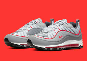 Nike Air Max 98 Gray Sneakers for Men for Sale   Authenticity ...
