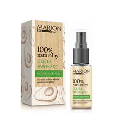 Marion Avocado Oil 100% Natural for Hair Body Face Colour Protection and Firming