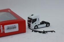 Herpa 309141 Iveco Stralis Highway XP, White 1:87 New Original Packaging
