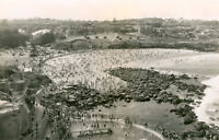 "59""  Canvas  landscape art print SYDNEY bronte beach bondi vintage Australia"