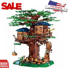 21318 New Tree House The Biggest Ideas Model 3036Pcs Building Blocks Bricks Gift