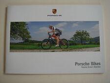 Porsche . Bikes . Porsche Bikes . 2013 Sales Brochure