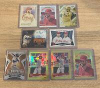 Bryce Harper Baseball Cards (Topps Stadium Club Power Zone Orange /50)