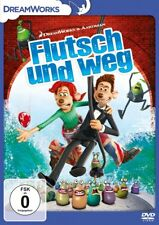 FLUTSCH UND WEG -    DVD NEU