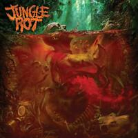Jungle Rot - Jungle Rot (NEW CD ALBUM)