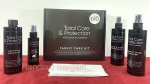 Harvey's Fabric Care Kit Total Care & Protection RRP £40