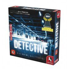 Detective - Ein Krimi Brettspiel - Pegasus Spiele