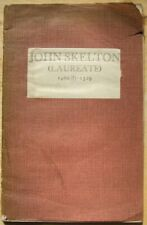 THE AUGUSTAN BOOKS OF POETRY - John Skelton (Selected by Robert Graves)