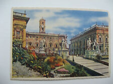 Unposted Rome Collectable Italian Postcards