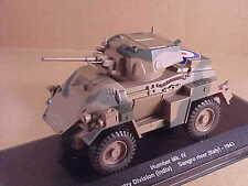 Eaglemoss 1/43 Diecast British Humber Mk.IV, Armored Car, Sangro River #EM013