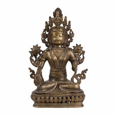 Nepal 20. Jh. Figur - A Nepalese Bronze Figure of Tara - Statuette Népalais