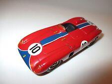 Ferrari 290 Mille Miglia 1956 #10, Leader Kit / B.B.R. 1:43 HANDARBEIT handwork!
