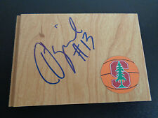 Chiney Ogwumike signed Floor Tile Wnba basketball Sun Stanford Free Ship