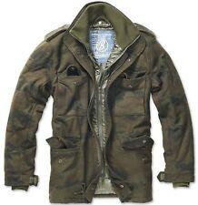 Abrigos y chaquetas de hombre militar