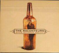 Third Man Records Jack White The Raconteurs 10/23/06 Nottingham Rock City