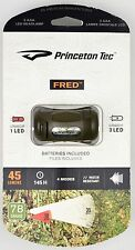 Princeton Tec FRED ACU Light Color Red & White Head Lamp FRED-OD Olive Drab