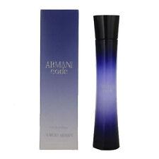 Armani Code by Giorgio Armani 2.5 oz EDP Perfume for Women New In Box