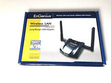EnGenius Wifi Wireless LAN Long Range USB Adapter 108Mbps EUB-862EXT2 New Box