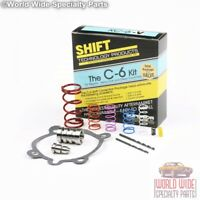 Ford C-6 Transmission Shift Correction Kit, with HD Boost Valve