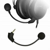 Detachable Headphone Microphone Replacement for Kingston HyperX Cloud II Alpha