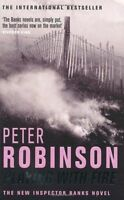 PETER ROBINSON ____ PLAYING WITH FIRE ____ BRAND NEW A FORMAT___ FREEPOST UK