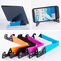 Portable Folding Card Phone Holder Stand Bracket Mobile Phone PC  New