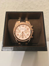 Michael Kors Damen ' Blair Chronograph Uhr MK5859