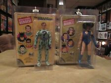 FTC Retro Mego Riddler Catwoman lot-1st issues 2013 Retired-Batman very HTF
