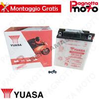 BATTERIA YUASA YB12A-B HONDA XL V TRANSALP 600 1987>1999