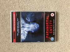 Paranormal Entity DVD 2010
