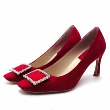 37 Sandali e scarpe rosse con tacco altissimo (oltre 11 cm) per il mare da donna