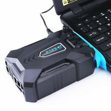 Vacuum Portable Laptop Cooler Notebook USB Air External Extracting Cooling Fan