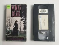 The Woman in Black VHS BFS 1989 Rare OOP Horror Gothic HTF