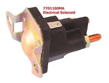 Genuinenhayter Heritage M1030 Elettrico Solenoide 7701100MA O247 # A