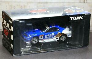 Tomica Limited Autobacs TL-0059 Toyota Supra ESSO Ultraflo Super GT GT500 2005