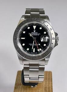 Rolex Explorer II Ref 16570 from 1990