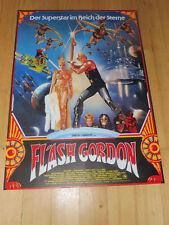 FLASH GORDON - Kinoplakat A1 ´81 - SAM JONES Max von Sydow TIMOTHY DALTON