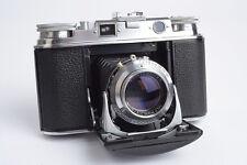 Rare Voigtlander Vito III Folding 35mm Camera w/ Ultron F2 & Coupled Rangefinder