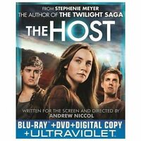 The Host, (Blu-ray/DVD, 2013, 2-Disc Set), NEW and Sealed, FREE shipping!